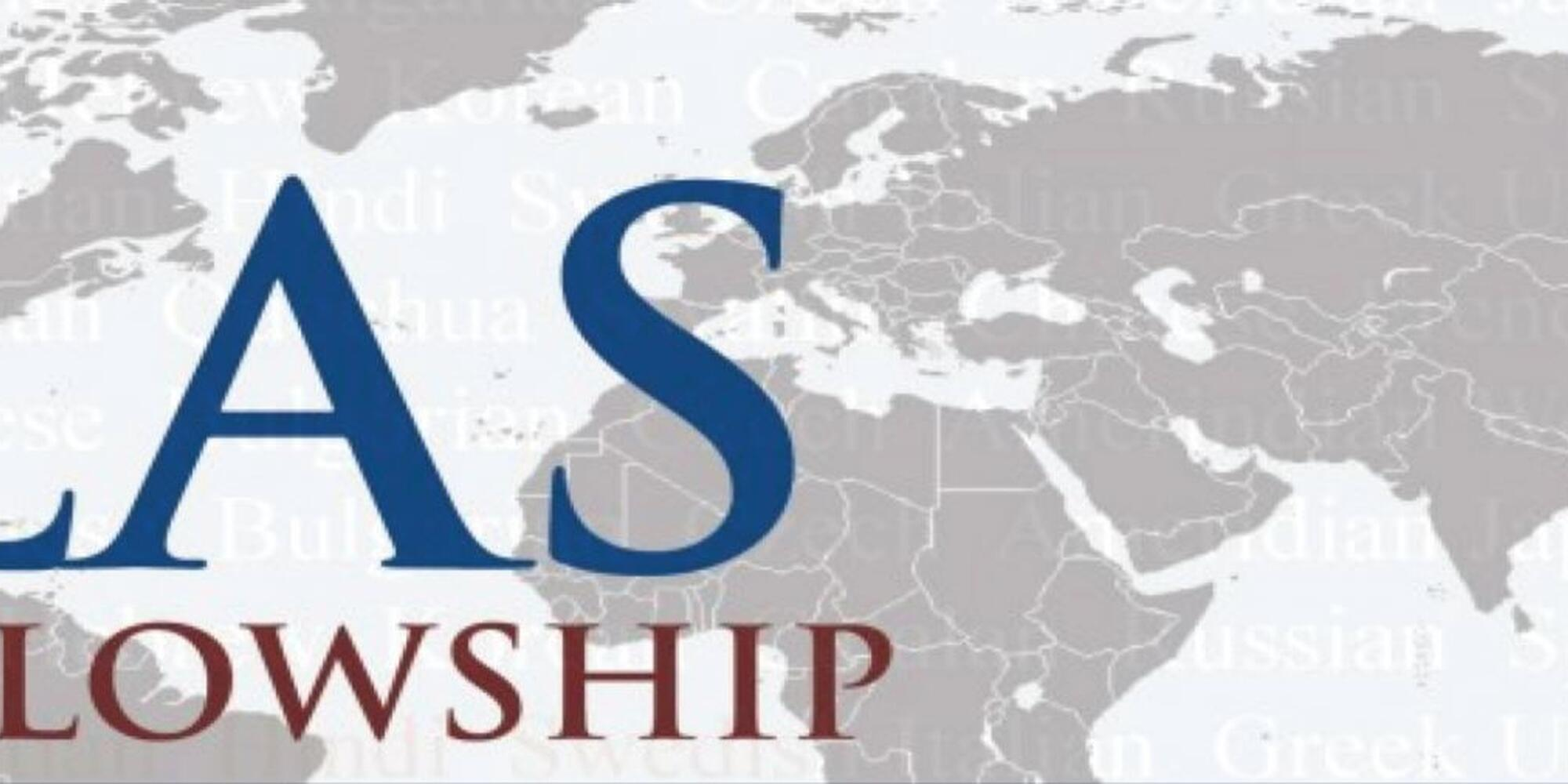 Foreign Language and Area Studies (FLAS) Fellowships